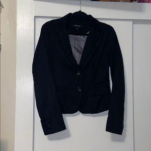 Great black blazer coat!
